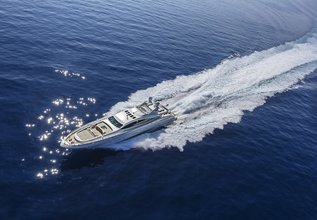 Apricity Charter Yacht at Fort Lauderdale Boat Show 2015