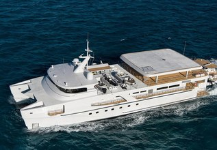 Charley Charter Yacht at Singapore Yacht Show 2017