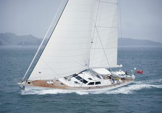 Freya Charter Yacht at Caribbean Superyacht Regatta 2013