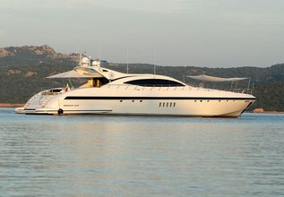 Ares Charter Yacht at MIPIM 2014