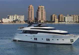 Bodacious Charter Yacht at Palm Beach Boat Show 2019