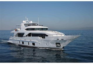 Princeville Charter Yacht at Miami Yacht Show 2020