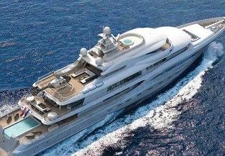 Plvs Vltra Charter Yacht at Monaco Yacht Show 2019