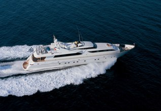 Hunter Charter Yacht at East Med Yacht Show 2013