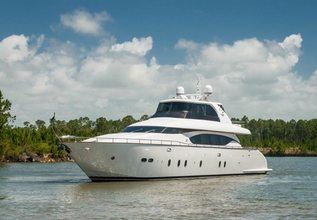 Never Rest Charter Yacht at Fort Lauderdale International Boat Show (FLIBS) 2020- Attending Yachts