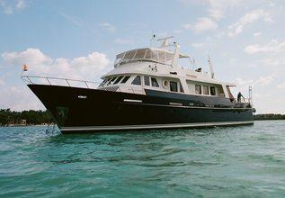 Grand Cru Charter Yacht at Miami Yacht & Brokerage Show 2015