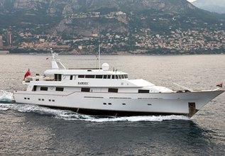 Dojo Charter Yacht at Monaco Yacht Show 2019