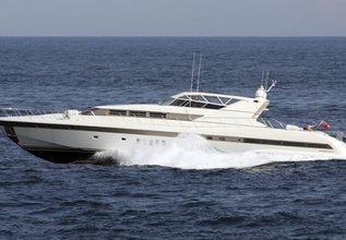Mina II Charter Yacht at TYBA Yacht Charter Show 2019
