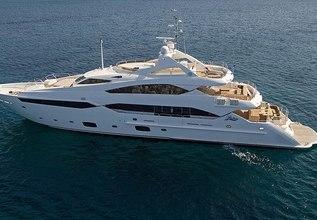 Pathos Charter Yacht at Mediterranean Yacht Show 2019