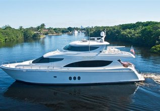 Sea Delight Charter Yacht at Fort Lauderdale Boat Show 2015