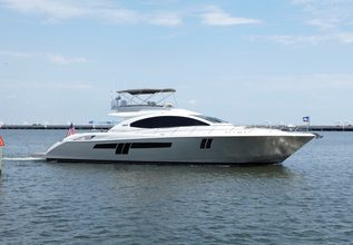 Harmony Charter Yacht at Fort Lauderdale Boat Show 2019 (FLIBS)