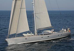 Attimo Charter Yacht at MYBA Charter Show 2019