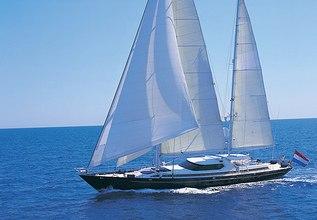La Cattiva Charter Yacht at Palma Superyacht Show 2021