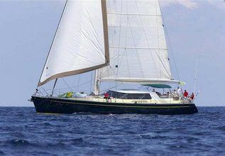Charisma Nova Charter Yacht at Palma Superyacht Show 2021