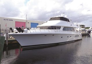 E Charter Yacht at Fort Lauderdale Boat Show 2015