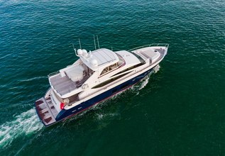 Analysse Charter Yacht at Miami Yacht Show 2020