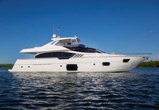 Sea Era Charter Yacht at Miami Yacht Show 2020