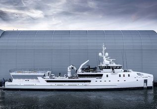 Game Changer Charter Yacht at Monaco Yacht Show 2017