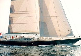 Billy Budd 2 Charter Yacht at Palma Superyacht Show 2014