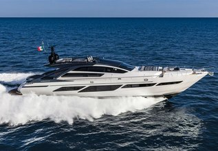 The Wolf Charter Yacht at Miami Yacht Show 2020