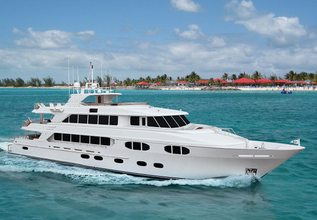 Catching Moments Charter Yacht at Fort Lauderdale Boat Show 2015
