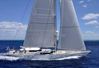Hyperion Charter Yacht at The Superyacht Show 2019