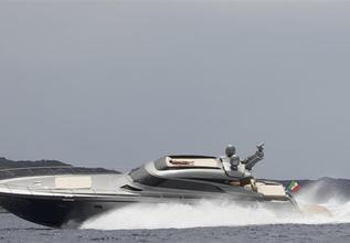 Swaggy Charter Yacht at Monaco Yacht Show 2015