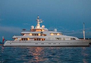Faribana V Charter Yacht at Monaco Yacht Show 2014