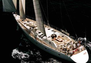 Garuda Charter Yacht at Palma Superyacht Show 2014