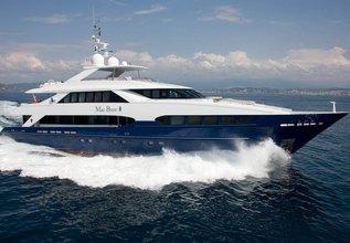 Mac Brew Charter Yacht at Monaco Grand Prix 2014