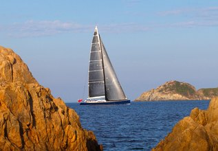 Magic Blue Charter Yacht at Loro Piana Superyacht Regatta 2016