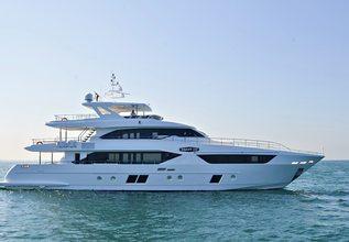 Oxana Charter Yacht at Monaco Yacht Show 2017