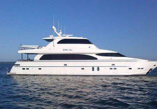 Lexington Charter Yacht at Fort Lauderdale Boat Show 2016