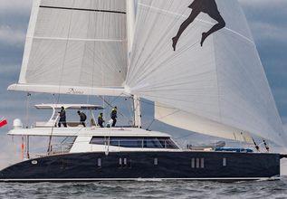 Diana Charter Yacht at Antigua Charter Yacht Show 2018