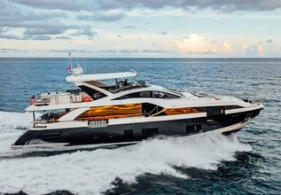 Majestic Moments Charter Yacht at Monaco Yacht Show 2018