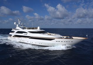 Sotavento Charter Yacht at Antigua Charter Yacht Show 2014