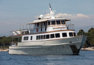 Clara One Charter Yacht at MIPIM 2014