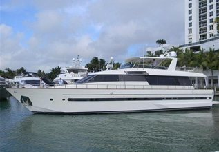 Free Wind Charter Yacht at Yachts Miami Beach 2016