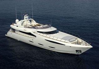 Mabruk III Charter Yacht at MIPIM 2014