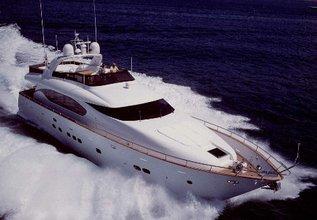 Meme Charter Yacht at MIPIM 2014