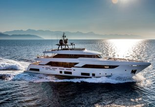 Euphoria Charter Yacht at Cannes Yachting Festival 2017