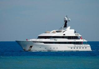 Astrid Conroy Charter Yacht at Monaco Yacht Show 2017