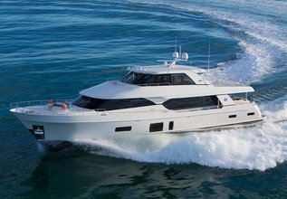 Phill's Autosea Charter Yacht at Miami Yacht Show 2020