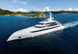 Excellence Charter Yacht at Monaco Yacht Show 2019