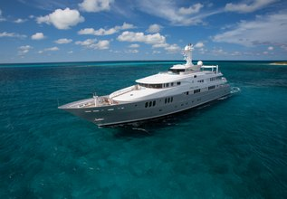 Dream Charter Yacht at Antigua Charter Show 2013