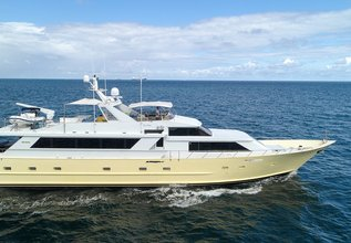 Place in the Sun Charter Yacht at Antigua Charter Yacht Show 2019