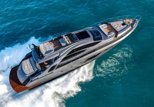 Beyond Charter Yacht at Miami Yacht Show 2020