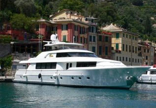 My Way Charter Yacht at Caribbean Superyacht Regatta 2013