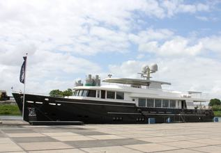 Santa Maria T Charter Yacht at Cannes Yachting Festival 2015