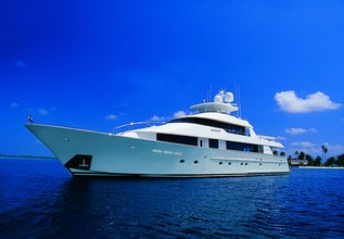 Plan A Charter Yacht at Miami Yacht Show 2018